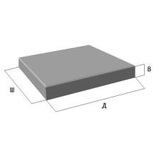 Плита тротуарна 8К8 (1Х1 м)